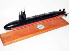 USS Lapon SSN-661 Submarine Model