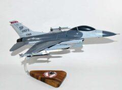 480th Fighter Squadron F-16 Fighting Falcon Model