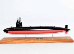 USS Cavalla SSN-684 Submarine Model
