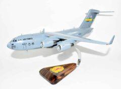 16th Airlift Squadron 'Spirit of Berlin' (Charleston) C-17 Model