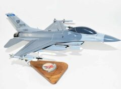 23rd Fighter Squadron F-16 Fighting Falcon Model