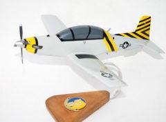 37th Flying Training Squadron T-6 II Model