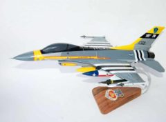 149th Fighter Wing, 182nd Fighter Squadron Texas ANG F-16 Model