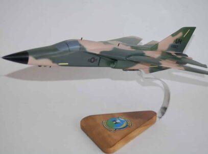 20th Aircraft Generation Squadron Upper Heyford (1981) F-111E Model