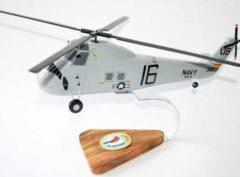 HS-6 Indians Sikorsky H-34 Model
