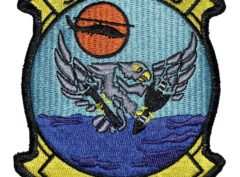 HSL-41 Seahawks Squadron Patch –Sew On