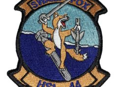 HSL-44 Swamp Fox Squadron Patch –Sew On