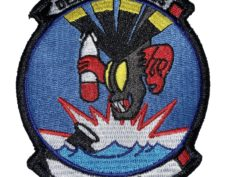 HSL-74 Demon Elves Squadron Patch –Sew On