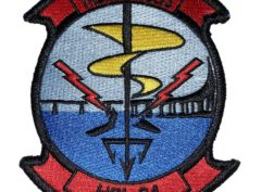 HSL-84 Thunderbolts Squadron Patch –Sew On