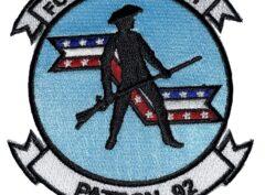VP-92 Minutemen Squadron Patch – Sew On