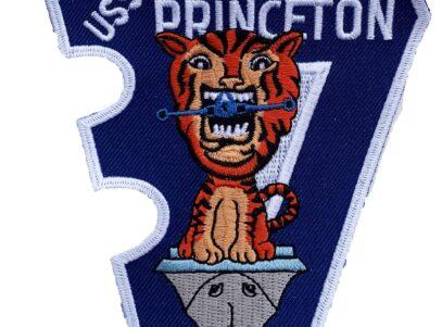USS Princeton (CV/CVA-37) Patch – Sew On