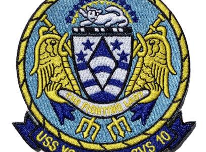 USS Yorktown (CVS-10) Patch – Sew On