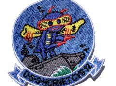 USS Hornet (CVS-12) Patch - Sew On