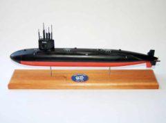 USS Grayling (SSN-646) Sturgeon Class Submarine