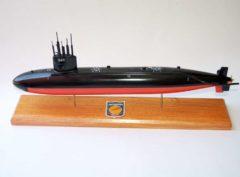 USS Sunfish (SSN-649) Sturgeon Class Submarine