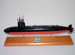 USS Lapon SSN-661 Submarine Model