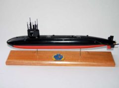 USS Gurnard SSN-662 Submarine Model