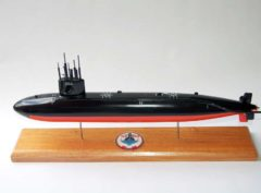 USS Sea Devil SSN-664 Submarine Model