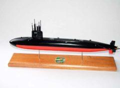 USS Seahorse SSN-669 Submarine Model