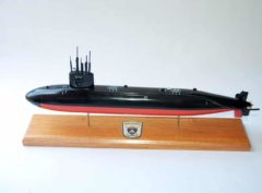 USS Pintado SSN-672 Submarine Model