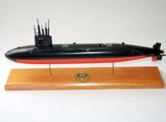 USS Billfish SSN-676 Submarine Model