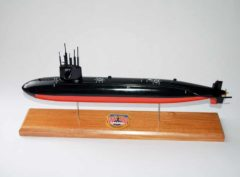 USS Drum SSN-677 Submarine Model