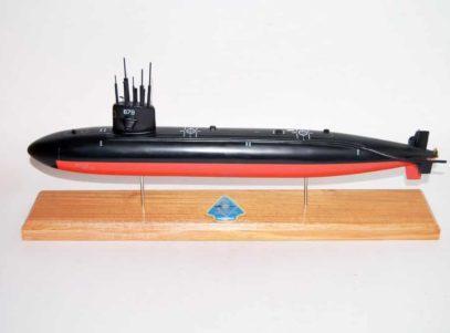 USS Archerfish SSN-678 Submarine Model