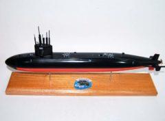 USS Batfish SSN-681 Submarine Model