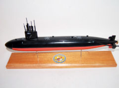 USS Parche SSN-683 Submarine Model