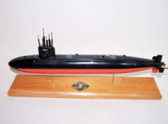 USS Cavalla SSN-684 Submarine Model