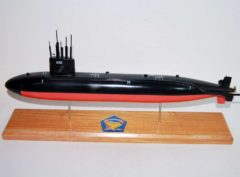 USS L. Mendel Rivers SSN-686 Submarine Model