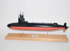 USS Richard B. Russell SSN-687 Submarine Model