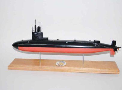 USS Richard B. Russell SSN-687 Submarine Model