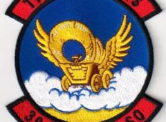 39th Airlift Squadron TRAILBLAZERS Patch – Sew On