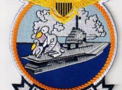 USS Antietam (CV-36) Patch – Sew On