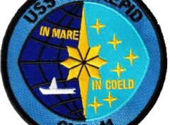 USS Intrepid (CVA-11) Patch – Sew On