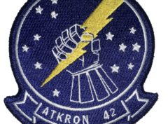 VA-42 Squadron Patch – Sew On