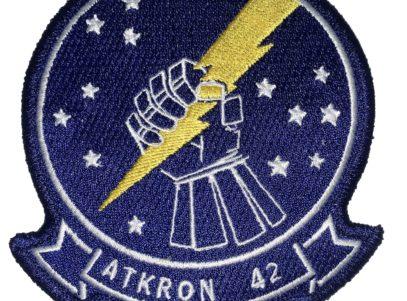 VA-42 Squadron Patch – Sew On