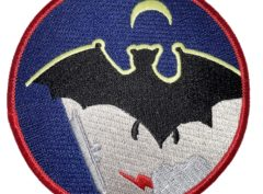 VAW-12 Bats Squadron Patch – Sew On