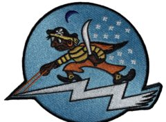 VF-85 Sky Pirates Squadron Patch – Sew On
