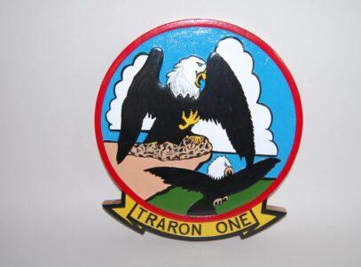 VT-1 Eaglets Plaque