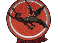 VA-147 Argonauts Squadron Patch – Sew On