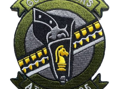 VA-105 Gunslinger Squadron Patch – Sew on