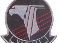 VAQ-141 Shadowhawks Squadron Patch – Sew On