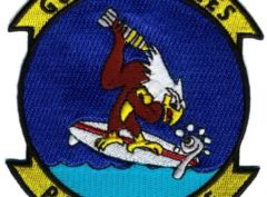 VP-9 Golden Eagles Patch – Sew On