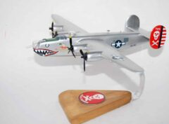 320th Bomb Squadron 90th Bomb Group B-24J Model