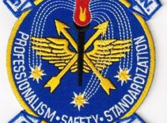 57th MAS C-141 STARLIFTER Patch – Sew On