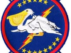 68th Airlift Squadron Patch – Sew On