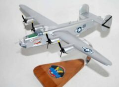 864th Bomb Squadron 494th Bomb Group B-24J Model