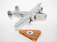98th Bomb Squadron 11th Bomb Group B-24J Model